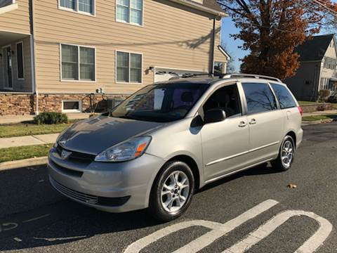 2004 Toyota Sienna for sale at Jordan Auto Group in Paterson NJ
