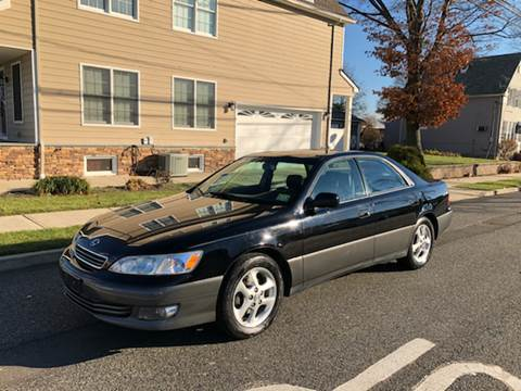2000 Lexus ES 300 for sale at Jordan Auto Group in Paterson NJ