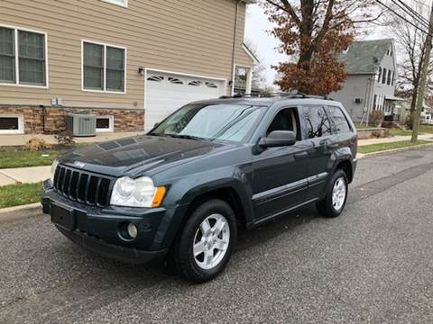 2005 Jeep Grand Cherokee for sale at Jordan Auto Group in Paterson NJ