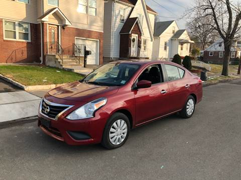 2016 Nissan Versa for sale at Jordan Auto Group in Paterson NJ