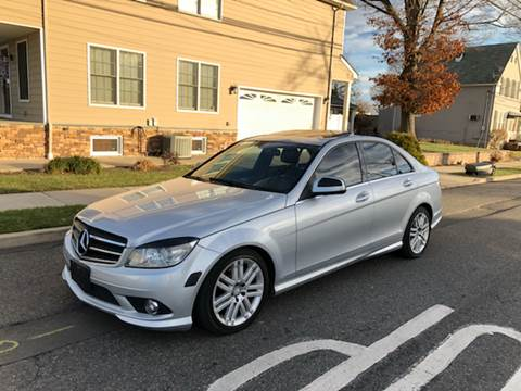 2009 Mercedes-Benz C-Class for sale at Jordan Auto Group in Paterson NJ