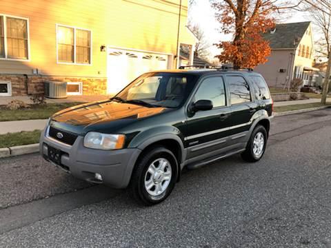 2002 Ford Escape for sale at Jordan Auto Group in Paterson NJ