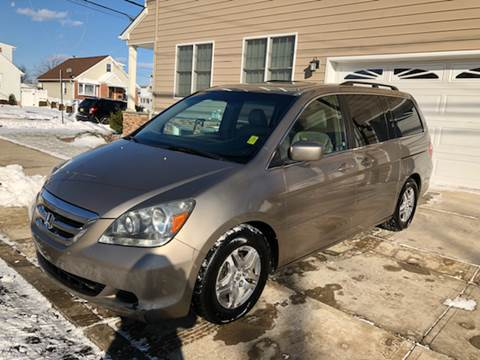 2006 Honda Odyssey for sale at Jordan Auto Group in Paterson NJ