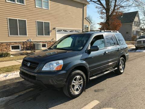 2004 Honda Pilot for sale at Jordan Auto Group in Paterson NJ