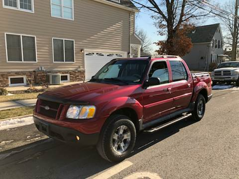 2005 Ford Explorer Sport Trac for sale at Jordan Auto Group in Paterson NJ