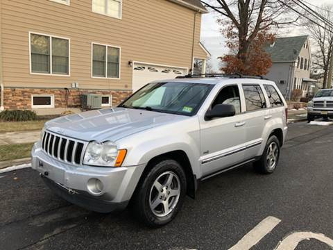 2006 Jeep Grand Cherokee for sale at Jordan Auto Group in Paterson NJ