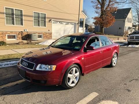 2004 Audi A4 for sale at Jordan Auto Group in Paterson NJ