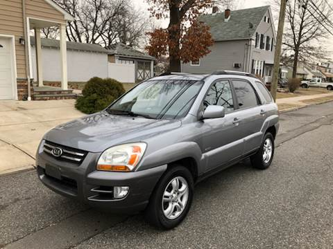 2006 Kia Sportage for sale at Jordan Auto Group in Paterson NJ