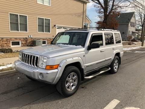 2006 Jeep Commander for sale at Jordan Auto Group in Paterson NJ