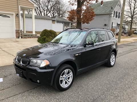 2006 BMW X3 for sale at Jordan Auto Group in Paterson NJ