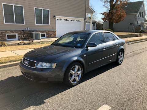 2003 Audi A4 for sale at Jordan Auto Group in Paterson NJ