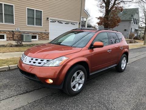 2003 Nissan Murano for sale at Jordan Auto Group in Paterson NJ