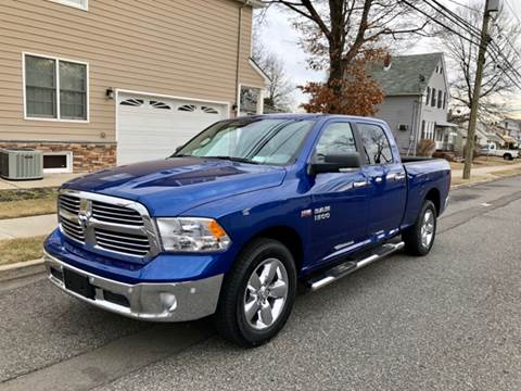 2017 RAM Ram Pickup 1500 for sale at Jordan Auto Group in Paterson NJ
