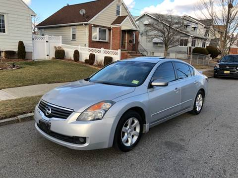 2009 Nissan Altima for sale at Jordan Auto Group in Paterson NJ