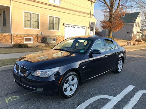 2008 BMW 5 Series for sale at Jordan Auto Group in Paterson NJ