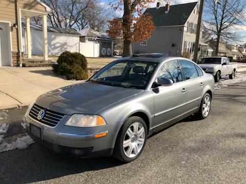 2005 Volkswagen Passat for sale at Jordan Auto Group in Paterson NJ