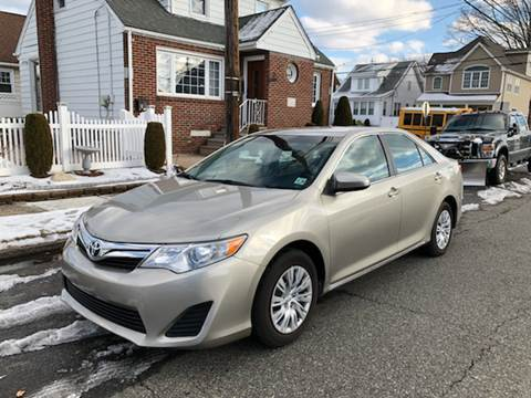 2014 Toyota Camry for sale at Jordan Auto Group in Paterson NJ