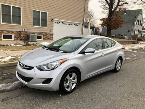 2013 Hyundai Elantra for sale at Jordan Auto Group in Paterson NJ