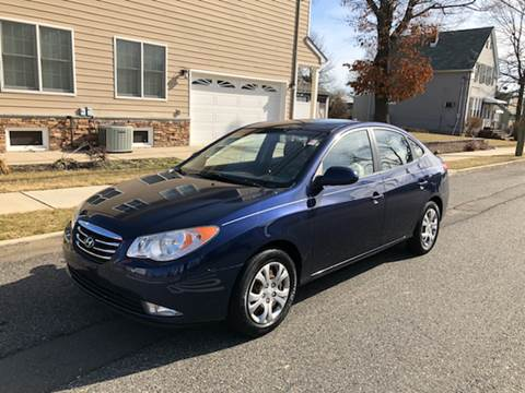 2010 Hyundai Elantra for sale at Jordan Auto Group in Paterson NJ