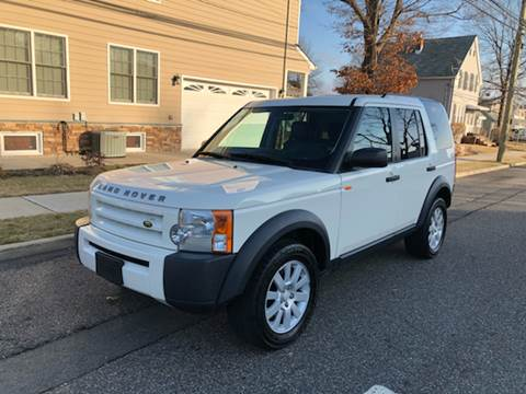 2005 Land Rover LR3 for sale at Jordan Auto Group in Paterson NJ