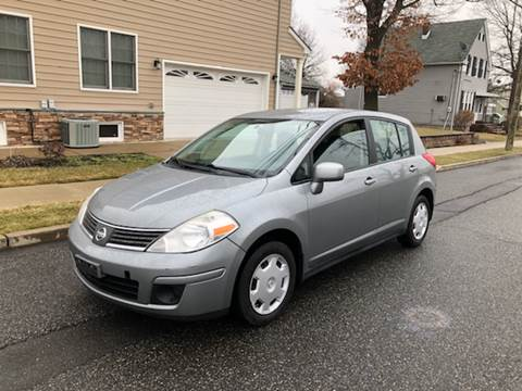 2008 Nissan Versa for sale at Jordan Auto Group in Paterson NJ