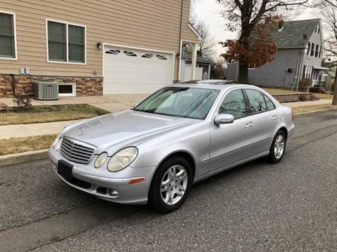 2006 Mercedes-Benz E-Class for sale at Jordan Auto Group in Paterson NJ