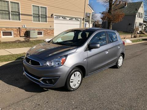2017 Mitsubishi Mirage for sale at Jordan Auto Group in Paterson NJ