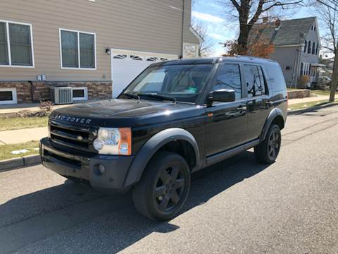 2006 Land Rover LR3 for sale at Jordan Auto Group in Paterson NJ