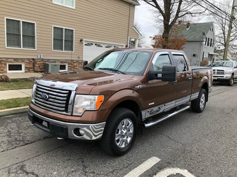2011 Ford F-150 for sale at Jordan Auto Group in Paterson NJ