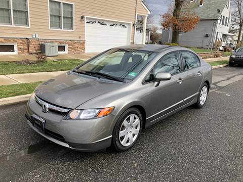 2008 Honda Civic for sale at Jordan Auto Group in Paterson NJ
