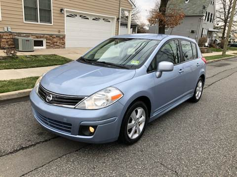 2010 Nissan Versa for sale at Jordan Auto Group in Paterson NJ