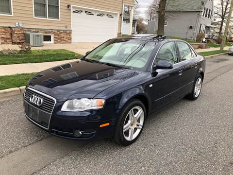 2006 Audi A4 for sale at Jordan Auto Group in Paterson NJ