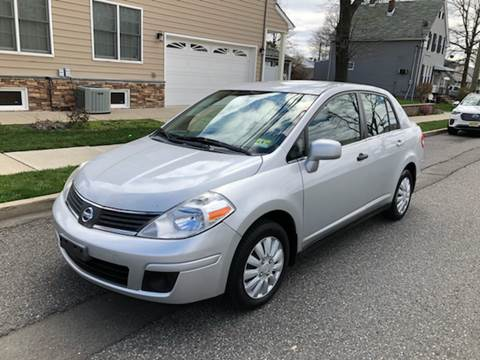 2007 Nissan Versa for sale at Jordan Auto Group in Paterson NJ
