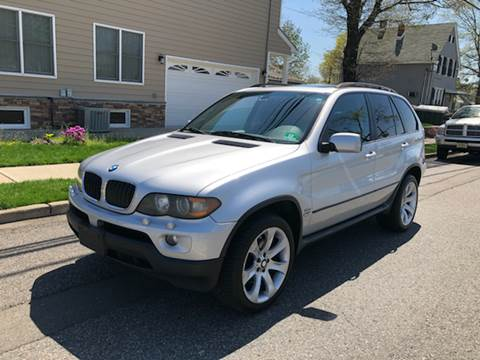 2005 BMW X5 for sale at Jordan Auto Group in Paterson NJ