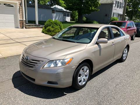 2007 Toyota Camry for sale at Jordan Auto Group in Paterson NJ