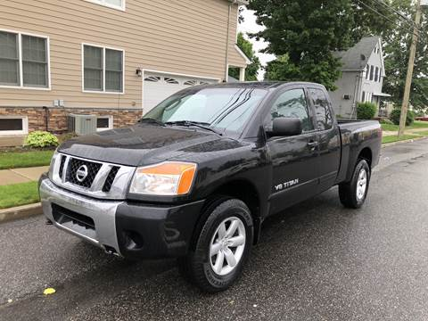 2009 Nissan Titan for sale at Jordan Auto Group in Paterson NJ
