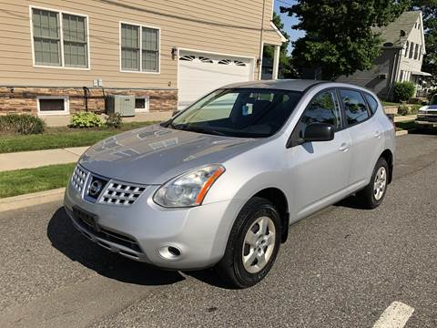 2008 Nissan Rogue for sale at Jordan Auto Group in Paterson NJ