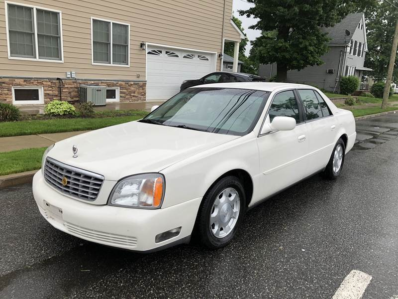 2002 Cadillac DeVille for sale at Jordan Auto Group in Paterson NJ