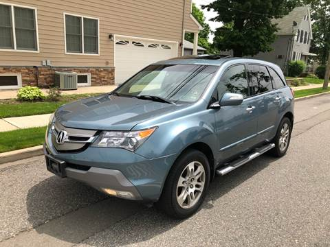 2007 Acura MDX for sale at Jordan Auto Group in Paterson NJ
