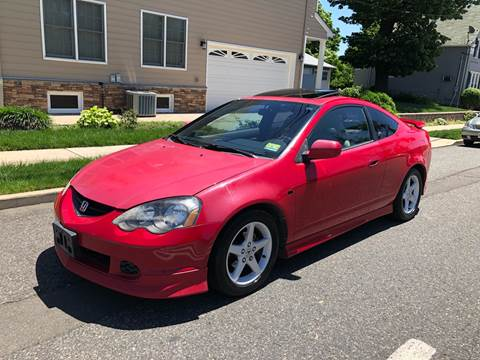2004 Acura RSX for sale at Jordan Auto Group in Paterson NJ