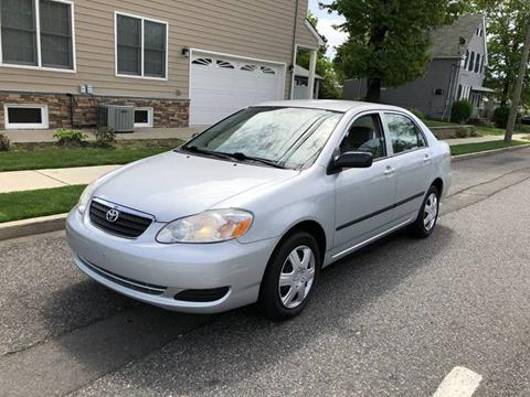 2008 Toyota Corolla for sale at Jordan Auto Group in Paterson NJ