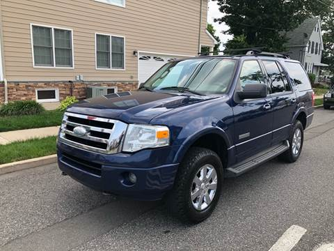 2008 Ford Expedition for sale at Jordan Auto Group in Paterson NJ