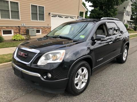 2008 GMC Acadia for sale at Jordan Auto Group in Paterson NJ