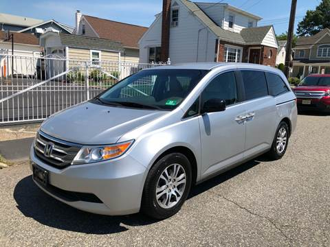 2011 Honda Odyssey for sale at Jordan Auto Group in Paterson NJ