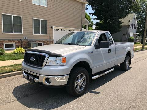 2007 Ford F-150 for sale at Jordan Auto Group in Paterson NJ