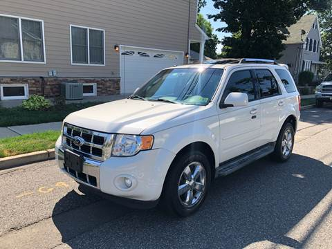 2010 Ford Escape for sale at Jordan Auto Group in Paterson NJ