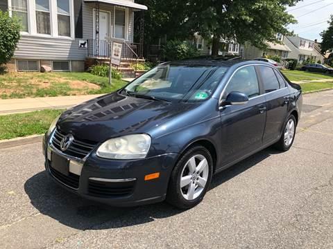 2008 Volkswagen Jetta for sale at Jordan Auto Group in Paterson NJ