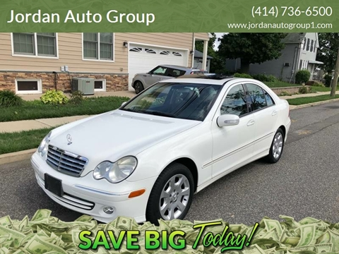 2006 Mercedes-Benz C-Class for sale at Jordan Auto Group in Paterson NJ