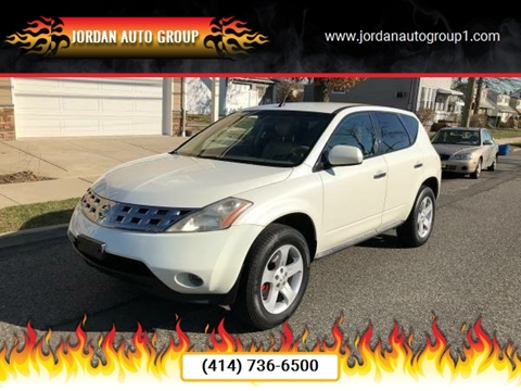 2005 Nissan Murano for sale at Jordan Auto Group in Paterson NJ