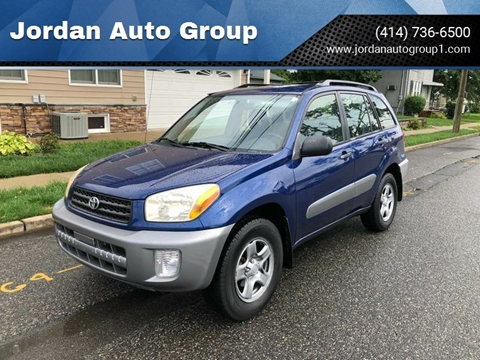 2002 Toyota RAV4 for sale at Jordan Auto Group in Paterson NJ
